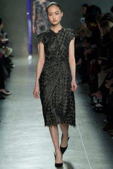 Jing Wen - Bottega Veneta Fall 2014