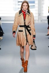 Julia Hafstrom - Louis Vuitton Fall 2014