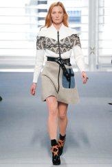 Maggie Rizer - Louis Vuitton Fall 2014