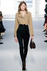 Alexandra Elizabeth - Louis Vuitton Fall 2014