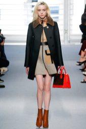Esmeralda Seay-Reynolds - Louis Vuitton Fall 2014