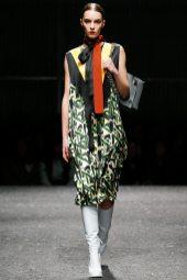 Irina Liss - Prada Fall 2014