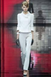 Alexandra Elizabeth - Armani Privé Fall 2014 Couture