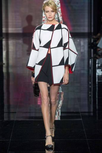 Phenelope Wulff - Armani Privé Fall 2014 Couture