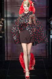 Lexi Boling - Armani Privé Fall 2014 Couture