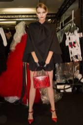 Kate Grigoreva - Armani Privé Fall 2014 Couture