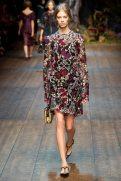 Lexi Boling - Dolce & Gabbana 2014 Sonbahar-Kış Koleksiyonu