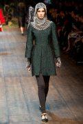 Tabitha - Dolce & Gabbana 2014 Sonbahar-Kış Koleksiyonu