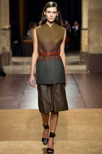 Iana Godnia - Hermès 2014 Sonbahar-Kış Koleksiyonu