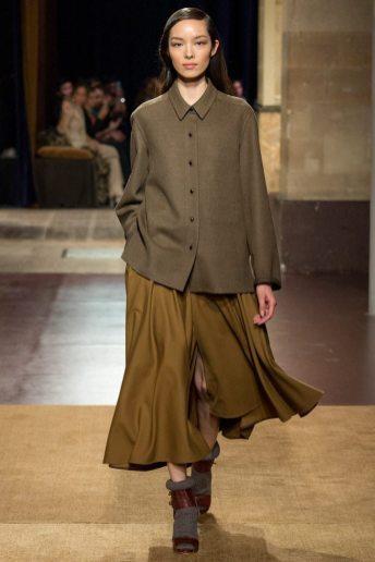 Fei Fei Sun - Hermès 2014 Sonbahar-Kış Koleksiyonu