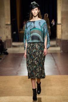 Alana Zimmer - Hermès 2014 Sonbahar-Kış Koleksiyonu