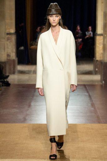Stephanie Joy Field - Hermès 2014 Sonbahar-Kış Koleksiyonu