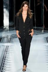 Isabeli Fontana - Versus Versace Spring 2015