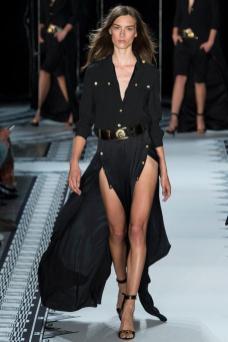 Ronja Furrer - Versus Versace Spring 2015