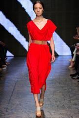 Fei Fei Sun - Donna Karan Spring 2015