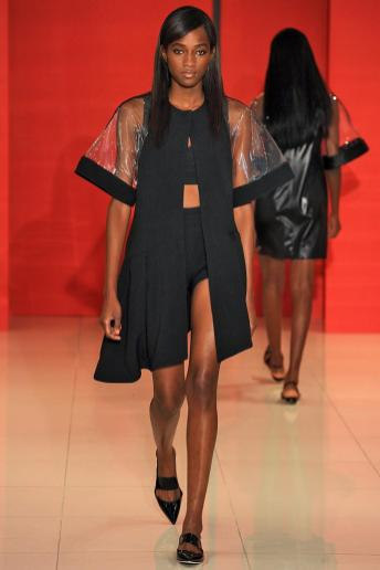Janica Compte - Lisa Perry Spring 2015