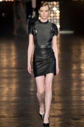 Julia Hafstrom - Diesel Black Gold Spring 2015 Ready to Wear