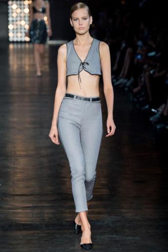 Elisabeth Erm - Diesel Black Gold Spring 2015 Ready to Wear