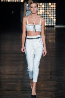 Marique Schimmel - Diesel Black Gold Spring 2015 Ready to Wear