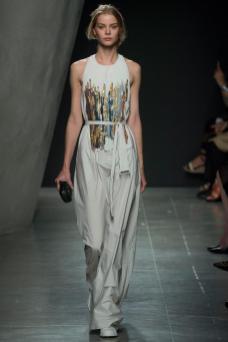 Carolin Loosen - Bottega Veneta Spring 2015
