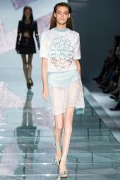 Kremi Otashliyska - Versace Spring 2015