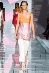Suvi Koponen - Versace Spring 2015