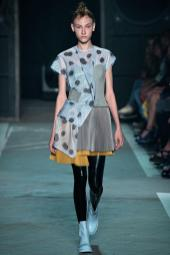 Lera Tribel - Marc by Marc Jacobs Spring 2015