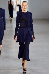 Julia Bergshoeff - Calvin Klein Collection Spring 2015