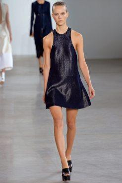 Julie Hoomans - Calvin Klein Collection Spring 2015