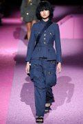 Jing Wen - Marc Jacobs Spring 2015