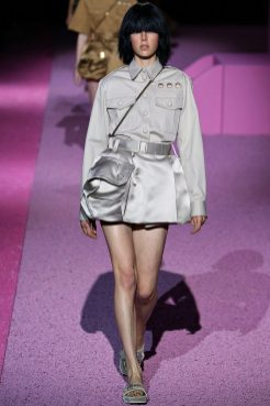 Edie Campbell - Marc Jacobs Spring 2015