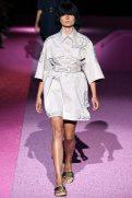 Andreea Diaconu - Marc Jacobs Spring 2015