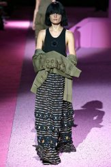 Hanne Gaby Odiele - Marc Jacobs Spring 2015