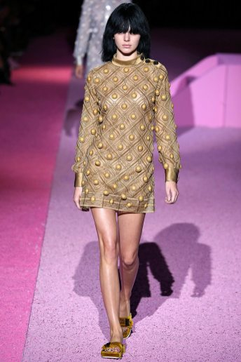 Kendall Jenner - Marc Jacobs Spring 2015
