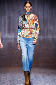 Joan Smalls - Gucci Spring 2015