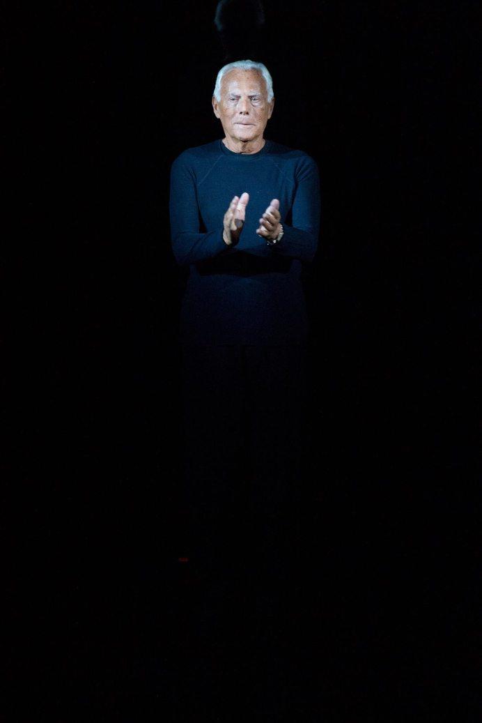 Giorgio Armani - Emporio Armani 2015 Spring