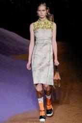 Anna Ewers - Prada Spring 2015