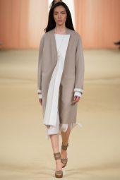Fei Fei Sun - Hermès Spring 2015