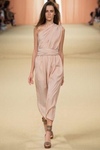 Yana Van Ginneken - Hermès Spring 2015
