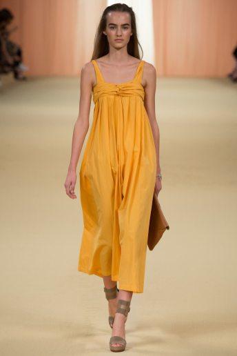 Maartje Verhoef - Hermès Spring 2015