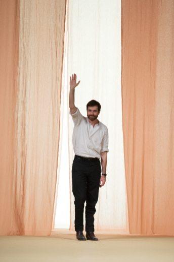 Christophe Lemaire - Hermès Spring 2015
