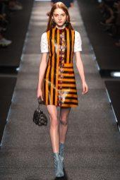 Madison Stubbington - Louis Vuitton Spring 2015