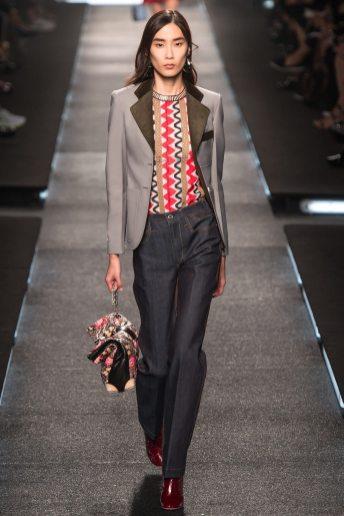 Dylan Xue - Louis Vuitton Spring 2015
