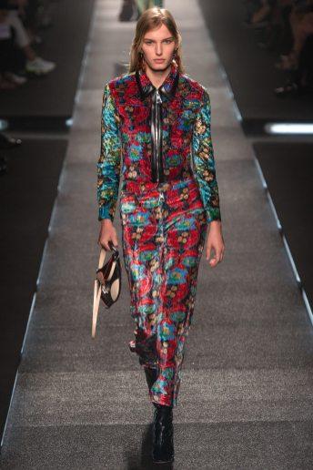 Marique Schimmel - Louis Vuitton Spring 2015