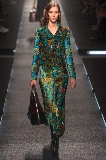Elena Bartels - Louis Vuitton Spring 2015