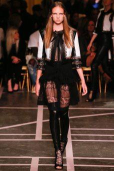 Adrienne Jüliger - Givenchy Spring 2015