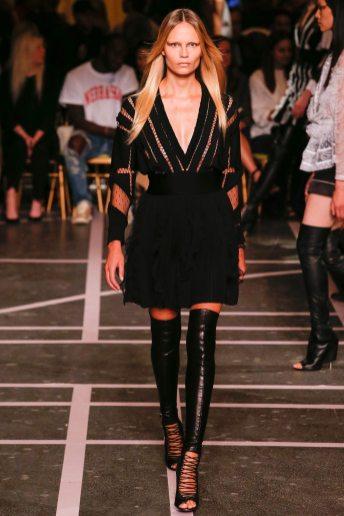 Natasha Poly - Givenchy Spring 2015