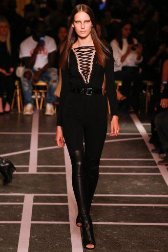 Julia Bergshoeff - Givenchy Spring 2015