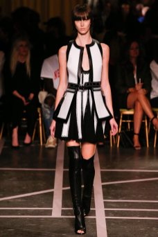Shelby Furber - Givenchy Spring 2015