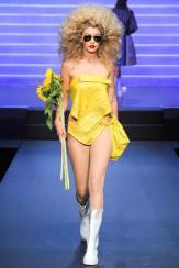 Gigi Hadid - Jean Paul Gaultier Spring 2015